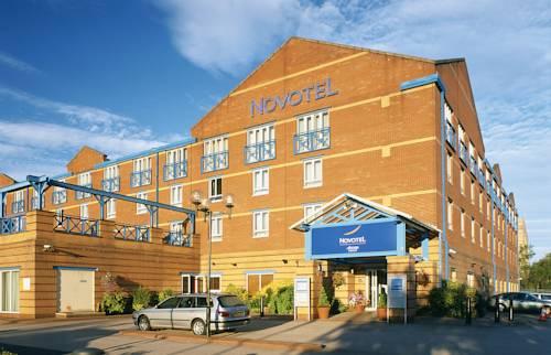 Novotel Wolverhampton City Centre Cover Picture
