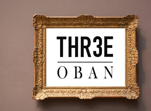 Three Oban Cover Picture