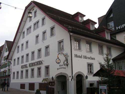 Hotel zum Hirschen Cover Picture