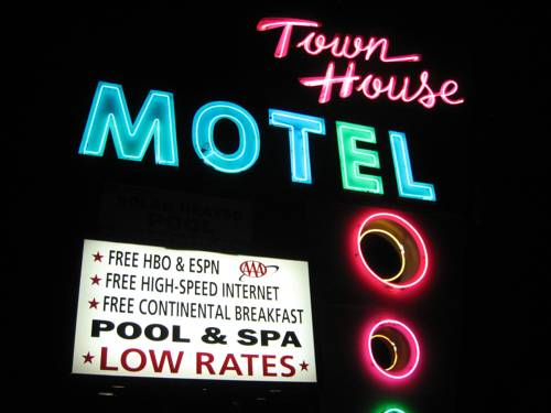 Town House Motel Cover Picture