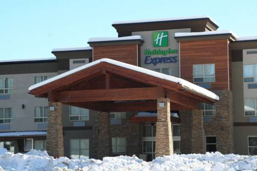 Holiday Inn Express Golden-Kicking Horse Cover Picture