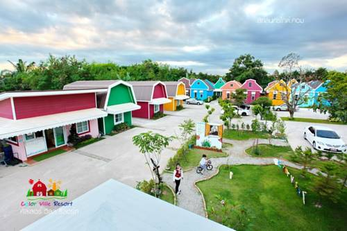 Color Ville Resort Cover Picture