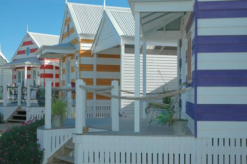 Beach Huts Middleton Cover Picture
