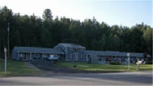 Blue Ridge Motel Cover Picture