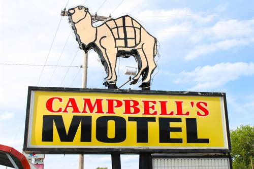 Campbell's Motel Scottsburg Cover Picture