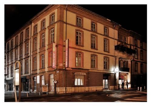 Hotel Mercure Montauban Cover Picture