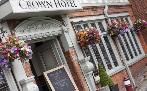 Crown Hotel Cover Picture
