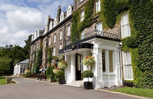 Old Swan Hotel Cover Picture
