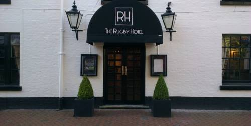 The Rugby Hotel Cover Picture