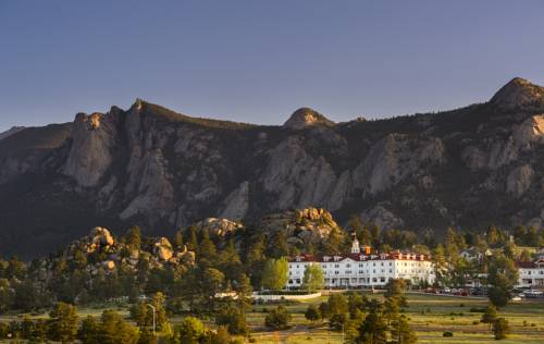 The Stanley Hotel Cover Picture
