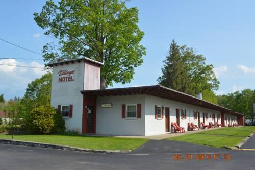 The Village Motel Cover Picture