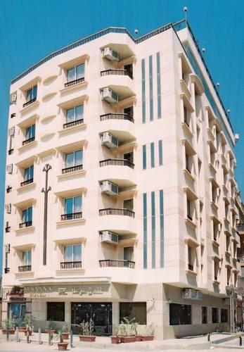 Susanna Hotel Luxor Cover Picture