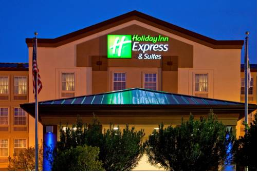 Holiday Inn Express Phoenix-Airport/University Drive Cover Picture