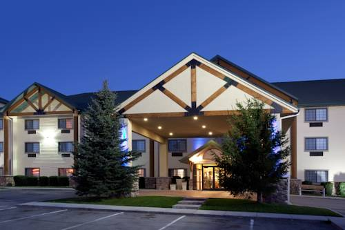 Holiday Inn Express Heber City Cover Picture