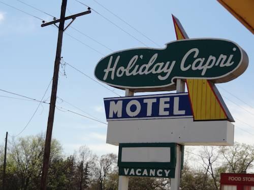 Holiday Capri Motel Cover Picture