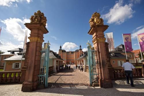 Arcadia Hotel Heidelberg Cover Picture