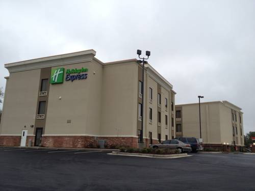 Holiday Inn Express New Albany Cover Picture
