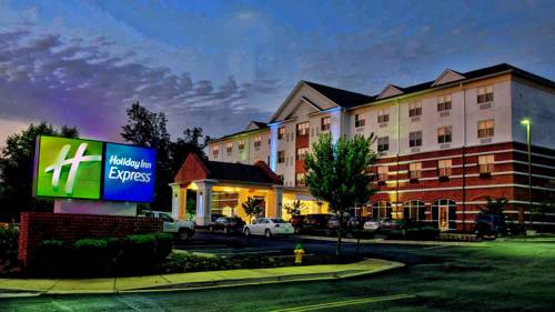 Holiday Inn Express La Plata Cover Picture