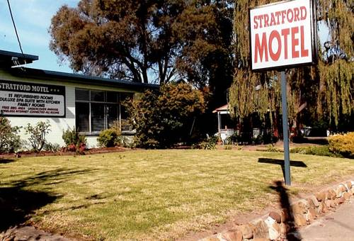 Stratford Motel Cover Picture