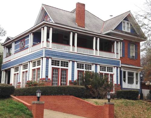 2439 Fairfield 'A Bed and Breakfast' Cover Picture