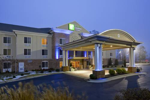 Holiday Inn Express Hotel & Suites High Point South Cover Picture