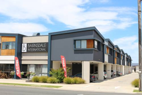 Bairnsdale International Cover Picture