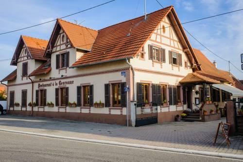 Hôtel Restaurant La Couronne Cover Picture