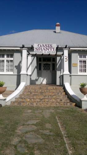 Oasis Shanti Backpackers Cover Picture