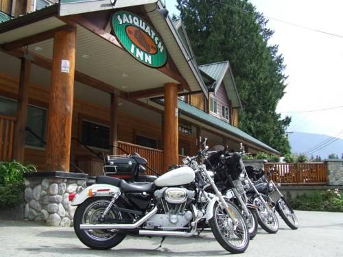 Sasquatch Inn Cover Picture