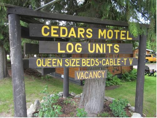 The Cedars Motel Cover Picture