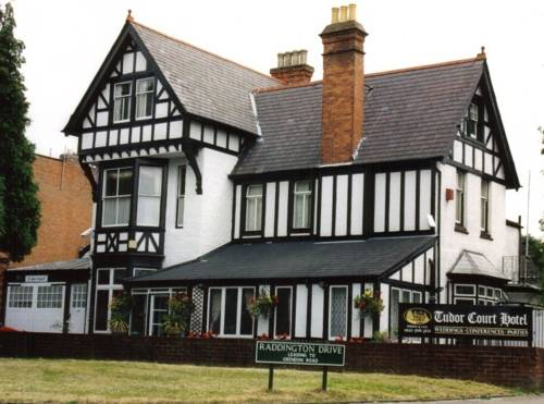 The Tudor Court Hotel Cover Picture