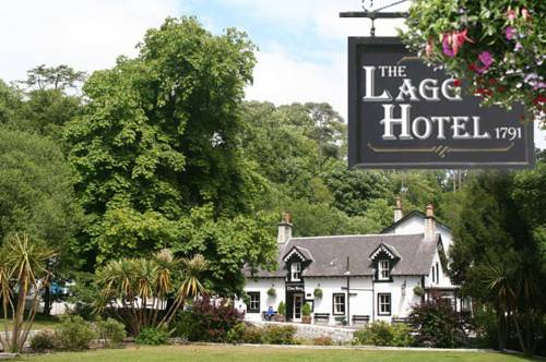 The Lagg Hotel Cover Picture