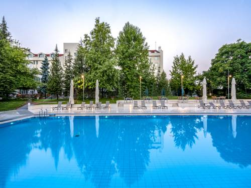 Bilkent Hotel and Conference Center Cover Picture