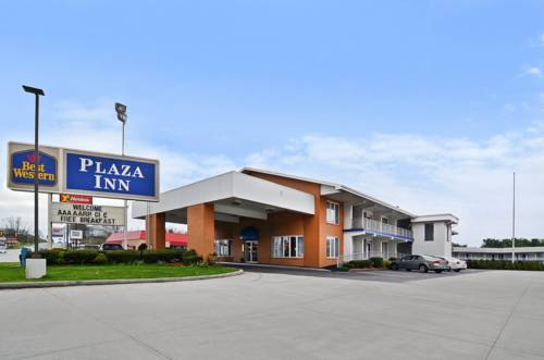 Best Western Plaza Inn Breezewood Cover Picture