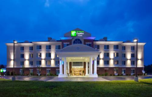 Holiday Inn Express Hotel & Suites Franklin Cover Picture