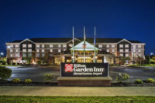 Hilton Garden Inn Akron-Canton Airport Cover Picture