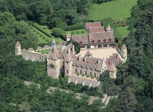 B&B Château de Peufeilhoux Cover Picture