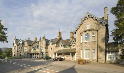 The Invercauld Arms Hotel Cover Picture