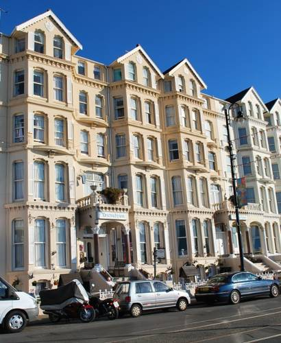 Trevelyan Hotel Cover Picture