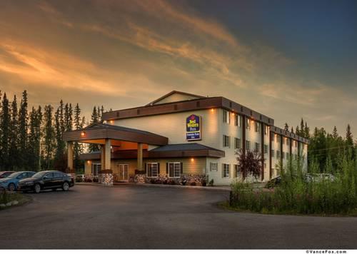 Best Western Plus Pioneer Park Inn Cover Picture