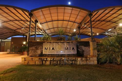 Mia Mia House in the Desert Cover Picture