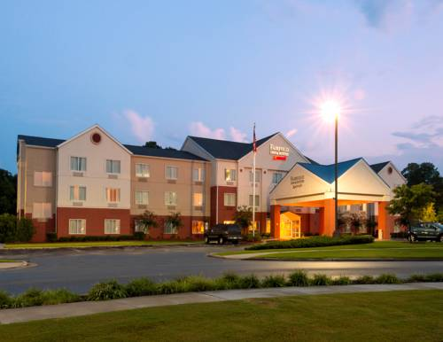 Fairfield Inn & Suites by Marriott Jacksonville Cover Picture