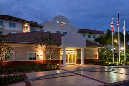 Residence Inn by Marriott Fort Myers at I-75 and Gulf Coast Town Center Cover Picture