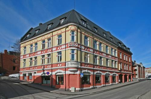 Hotell Dag Bondeheim Cover Picture