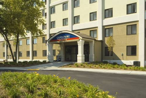 Candlewood Suites Indianapolis Downtown Medical District Cover Picture
