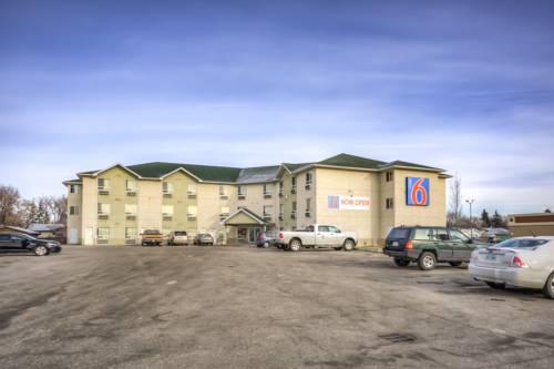 Motel 6 - Regina Cover Picture