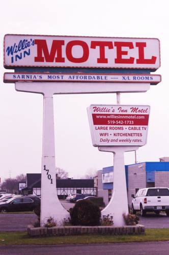 Willie's Inn Motel Cover Picture