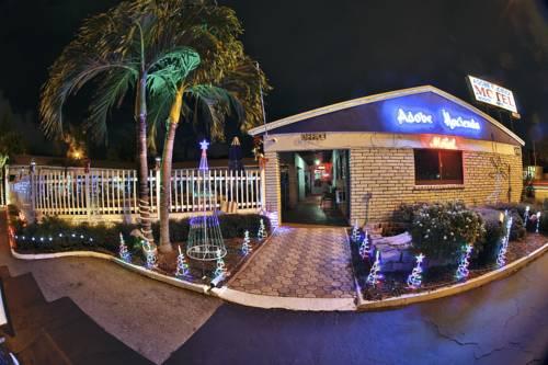 Adobe Hacienda Motel Cover Picture