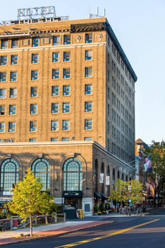 Historic Hotel Bethlehem Cover Picture