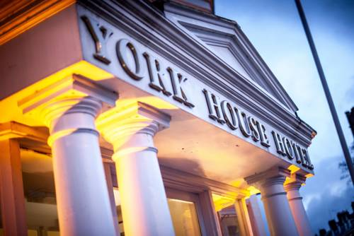 York House Hotel Cover Picture
